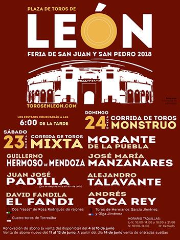 Toros León 2018