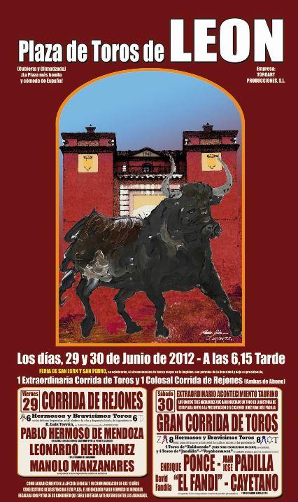Toros León 2012