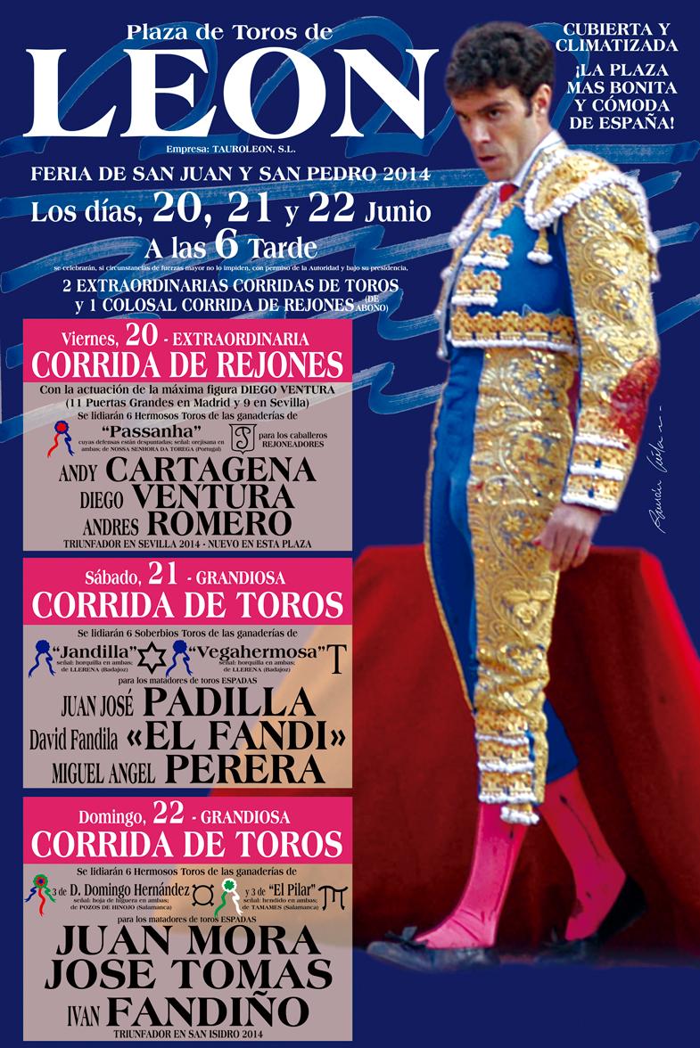 Toros León 2014